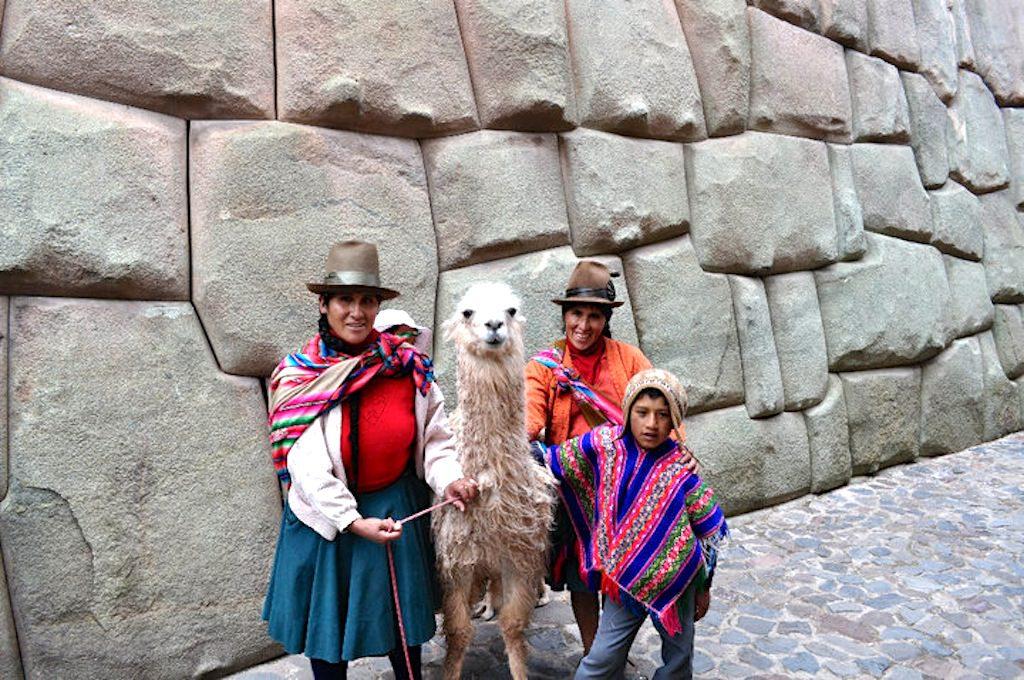 Trip abroad Peru Cusco