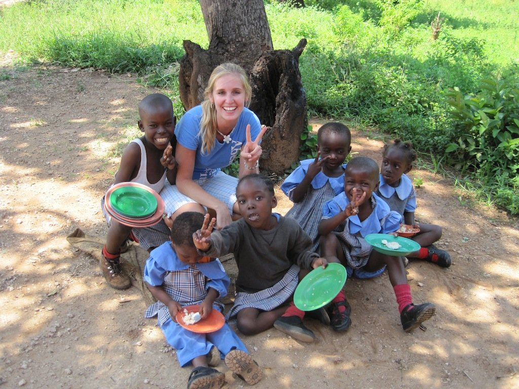 why volunteer abroad