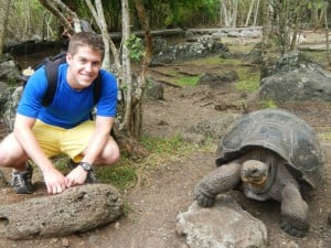 Volunteer Galapagos Islands Ecuador