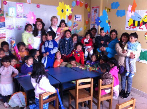 Orphanage Peru