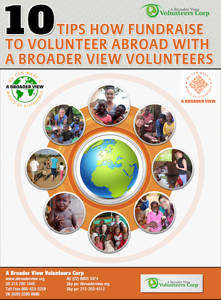 10_Tips_How_Fundraise_to_Volunteer_Abroad_with_A_Broader_View_Volunteers 800