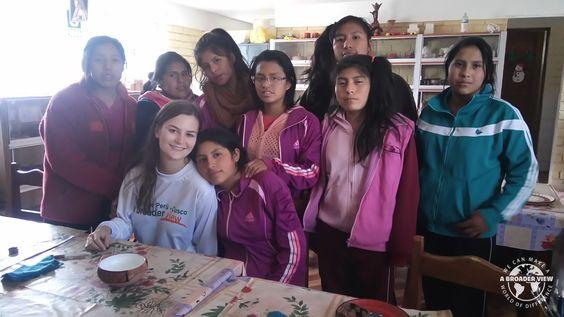 Peru Cusco Orphanage Volunteer