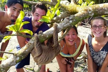Costa Rica Family Conservation Programs