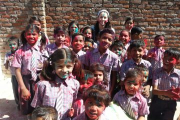gap year India