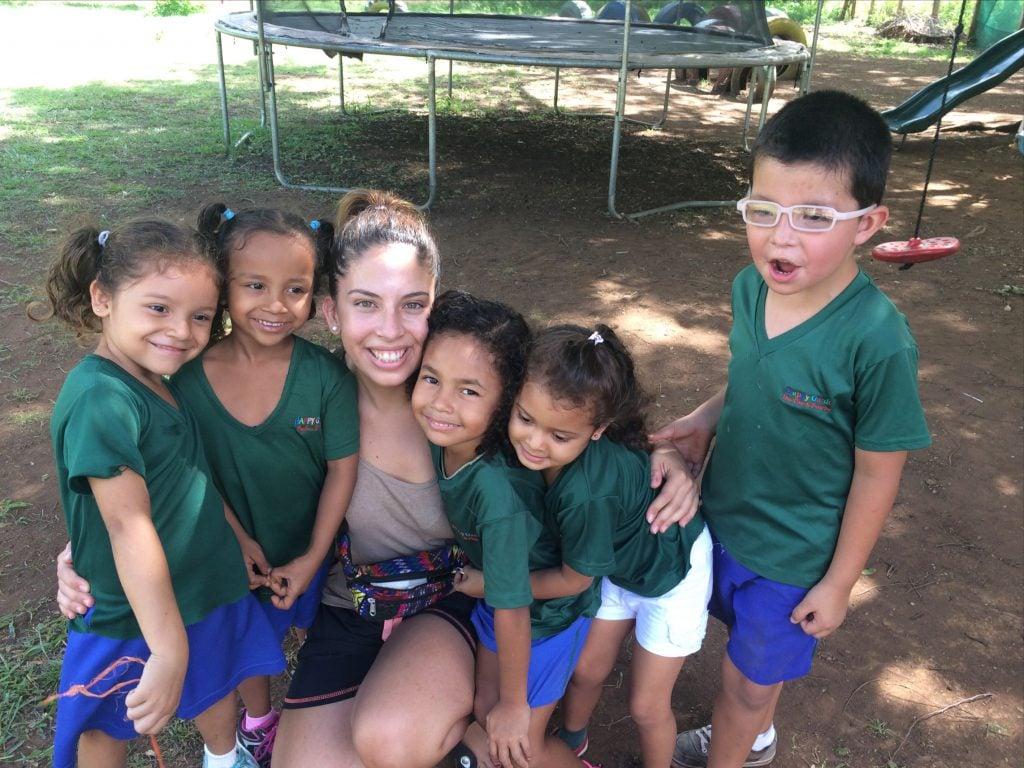Childcare Volunteer Programs