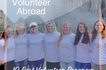 10 best volunteer program for females